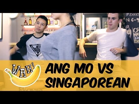 Ang Mo vs Singaporean