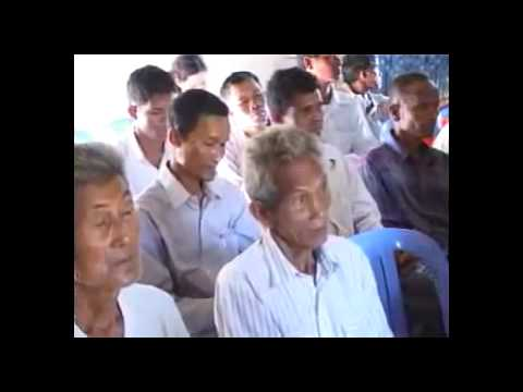SRP Kampong Thom province strengthen district, commune, and village