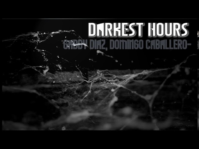 Domingo Caballero-, Gabby Diaz - Darkest Hour (Original Mix)