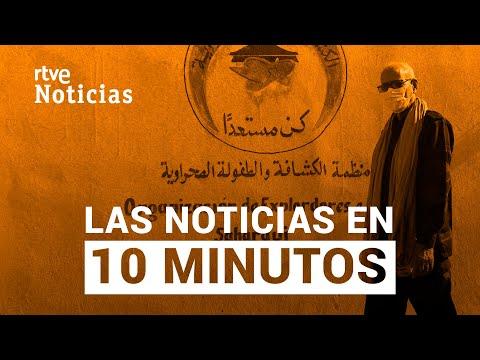 Las noticias del SÁBADO 16 de OCTUBRE en 10 minutos I RTVE Noticias