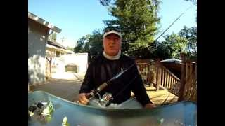 How to rig Spoons for salmon fishing.