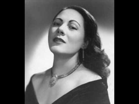 Renata Tebaldi-La vergine degli angeli-La Forza del destino-Firenze 1956-Gabriele Santini