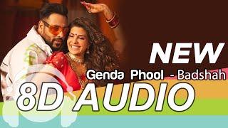 Genda Phool 8D Audio Song - Badshah |  Jacqueline Fernandez | Payal Dev