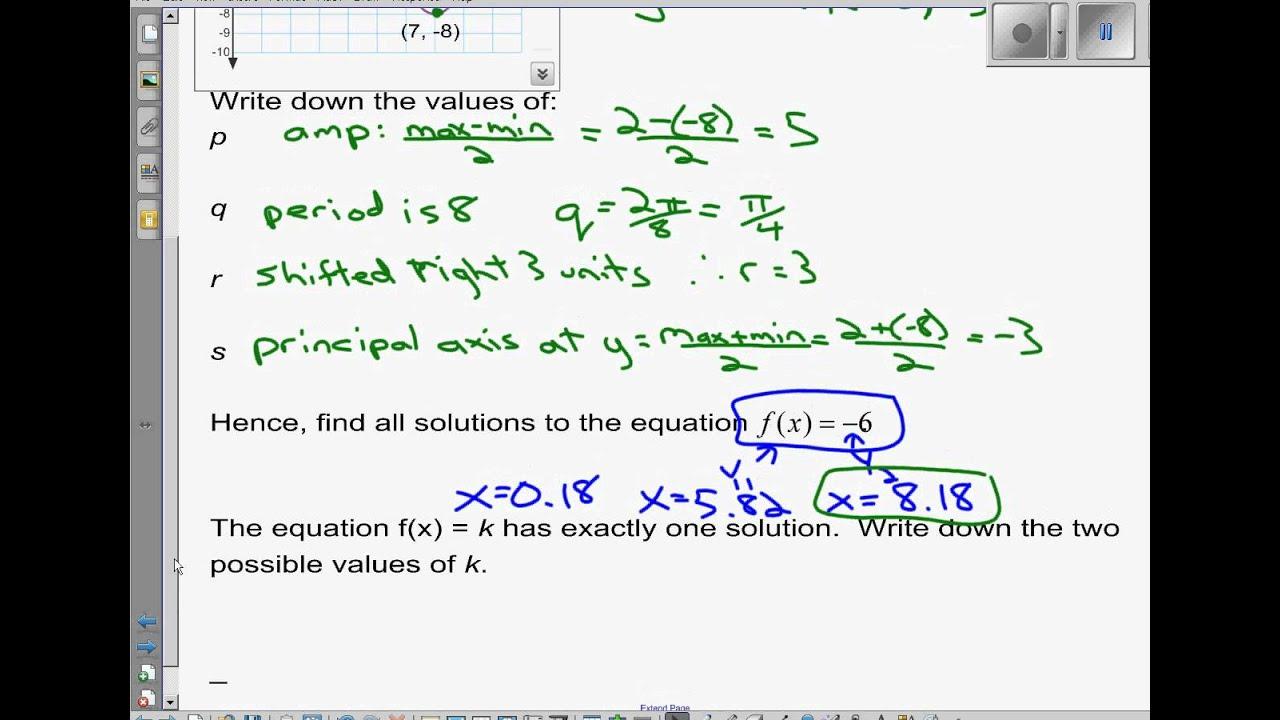 Maths IA – Exploration Topics