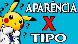 10 Pokémon que não se parecem NADA com seus Tipos!