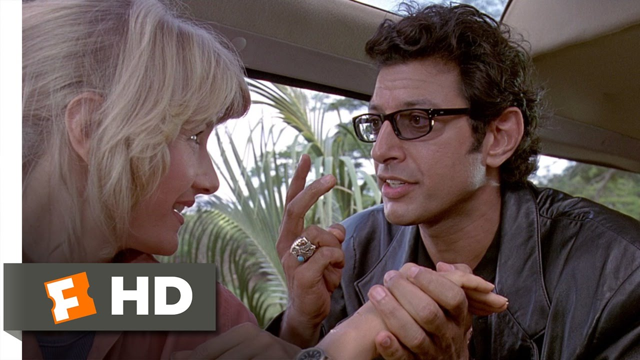 Ian Malcolm Quotes 3