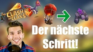 CLASH OF CLANS Deutsch: Der nächste Schritt! ✭ Let's Play Clash of Clans
