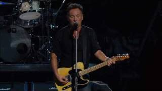 Bruce Springsteen w.Tom Morello - Ghost of Tom Joad - Madison Square Garden, NYC - 2009/10/29&30