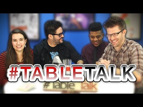 Special Four-Way #TableTalk!