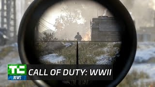 Behind the new Call of Duty: WWII