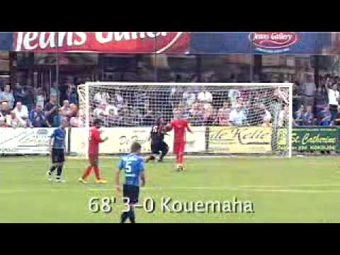 Thomas MEUNIER (Club Brugge) - Enchainement Roulette-Frappe vs KV Oostende (30.11.2013) from YouTube · Duration:  36 seconds