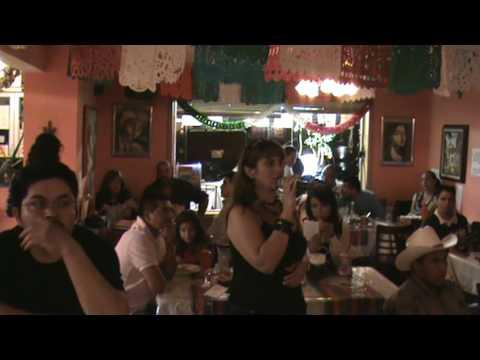 mexico lindo restaurant delaware karaoke 20091109 004