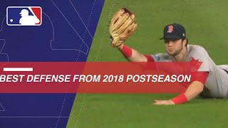 The top defensive plays from the 2018 postseason