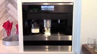 Miele Coffee Machine - A World Class Perfect Caffe Macchiato Every Time