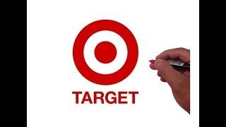 How to Draw the TARGET Logo