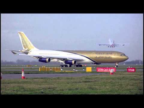 ガルフ・エアの使用機材【2014年1月現在】 Gulf Air