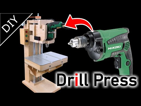Making a 6 in 1 Drill Press( Drill Guide ) Part 1