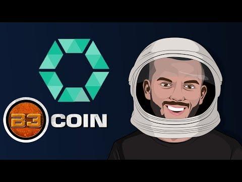 B3 Coin Update!! Future of Spaceman! Cobinhood???