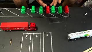 Semi reversing technique