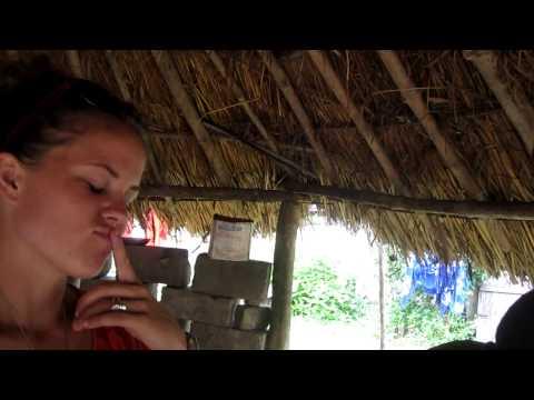 Taylor In Togo- Creating Michael's Batik