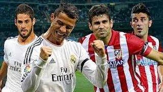 الأشواط الإضافية ( ريال مدريد وأتليتيكو مدريد)  نهائي دوري ابطال اوروبا 24.5.2014  (رؤوف خليف)