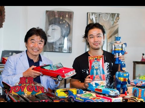 World's top 6 vintage Batman Collector. Tokyo Toy Guy 日本一!バットマン コレクション映画「東京Toy Guy」予告編2