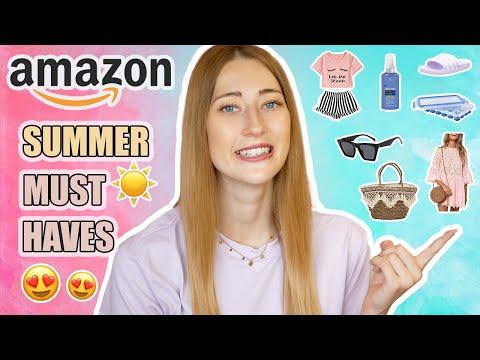 Amazon Sommer Must