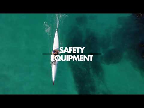 Safety at Sea. What is the essential safety equipment for surfski and offshore paddling?