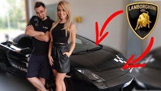 Prowadziłem PRAWDZIWE Lamborghini ❗