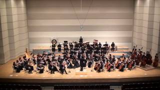 Orchestra Ensemble Forza Autumn Concert 2012 - Ravel: Menuet Antique