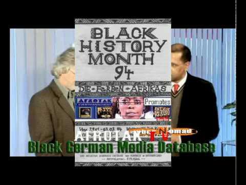 Black History Month BUNDESZENTRALE POLITISCHE BILDUNG Matip-Eichler Afrikanische Diaspora Berlin