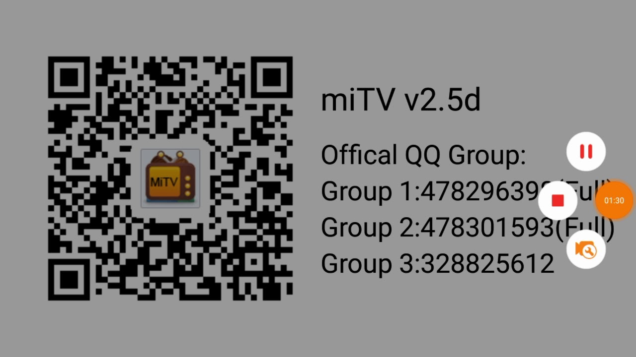 Tutorial Install and Use miTV apk