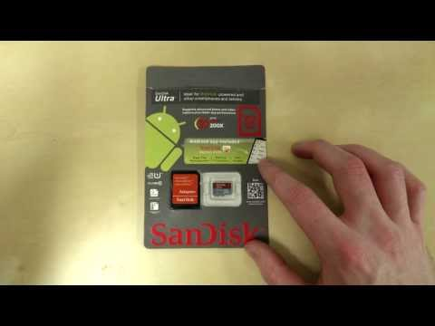 How to fix a damaged micro sd memory card