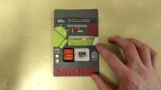 How To Identify & Test A FAKE / Counterfeit SanDisk Memory Card