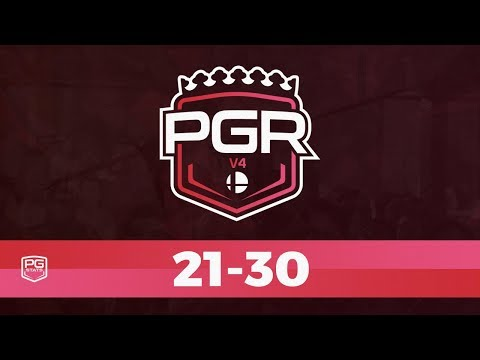 TOP 50 SMASH 4 PLAYERS: Panda Global Rankings v4 21-30