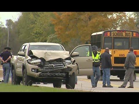 Three Kids Killed at Fulton County Bus Stop