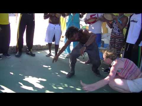 Barra Grande III - Capoeira Internacional de Angola Angoleiros do Mar em 23mar -  III