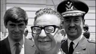 El GAP, la vida por Salvador Allende