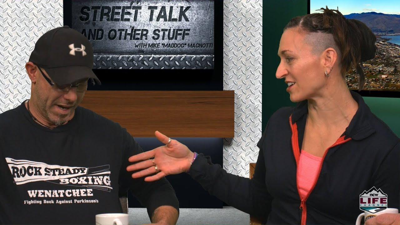 Street Talk & Other Stuff- Rock Steady Boxing