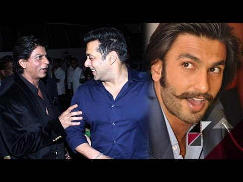 Salman Khan SCARED Of Shahrukh Khan??,  Ranveer Singh's 'Special' Lady?? | Planet Bollywood News