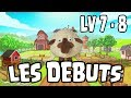 Guide débutants : level 7 - 8 ! Hay Day