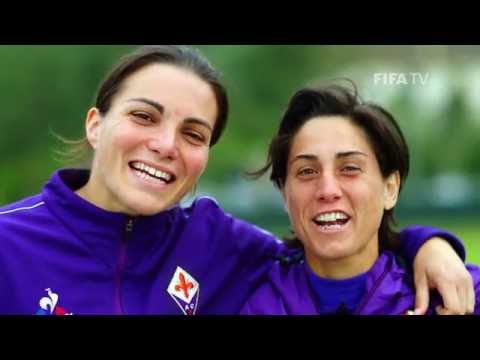 Fiorentina plunge into women's football