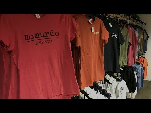 Prices of Buying Goods at McMurdo Station - Antarctica