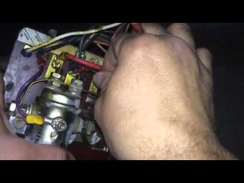 hqdefault wiring for windlass youtube Lewmar Windlass Pro Fish 700 at bayanpartner.co
