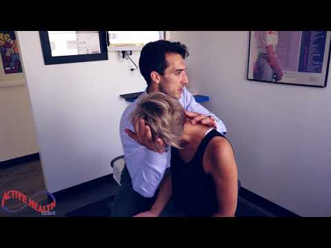 Dr. Jason - COMPREHENSIVE CHIROPRACTIC ADJUSTMENT / REHAB (F