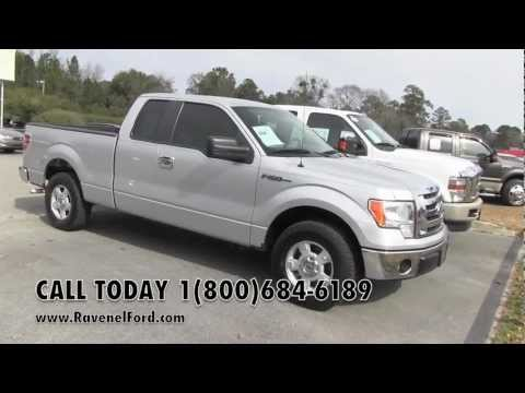 2010 ford f 150 xlt supercab review charleston truck. Black Bedroom Furniture Sets. Home Design Ideas