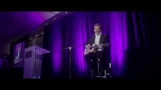 Chris Hadfield Sings - University Of Lethbridge Calgary Alumni And Friends Dinner