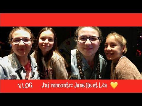 Vlog n°1 : J'ai passé l'après midi avec Une Ptite Jajoux et Léaa