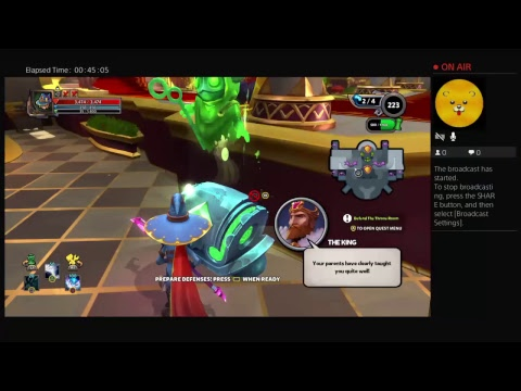 Am learning(DUNGEON DEFENDERS 2) Ep.2