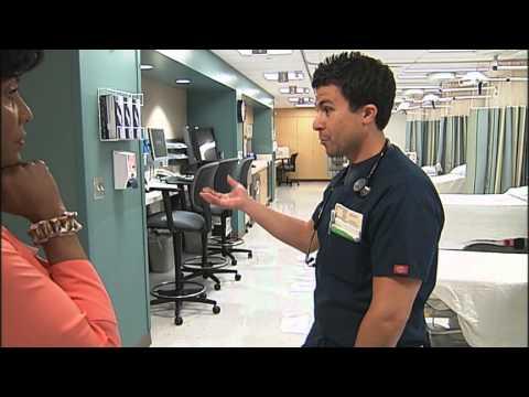 Riddle Memorial Hospital Opens New ER - YouTube